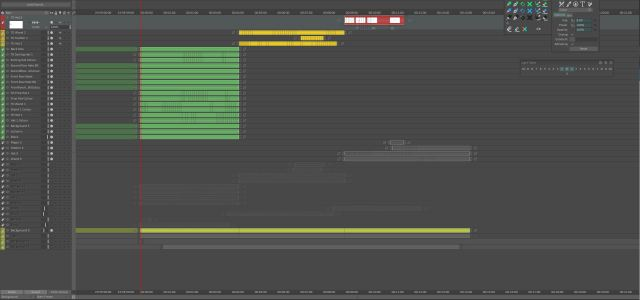 Inanimate Project Layers