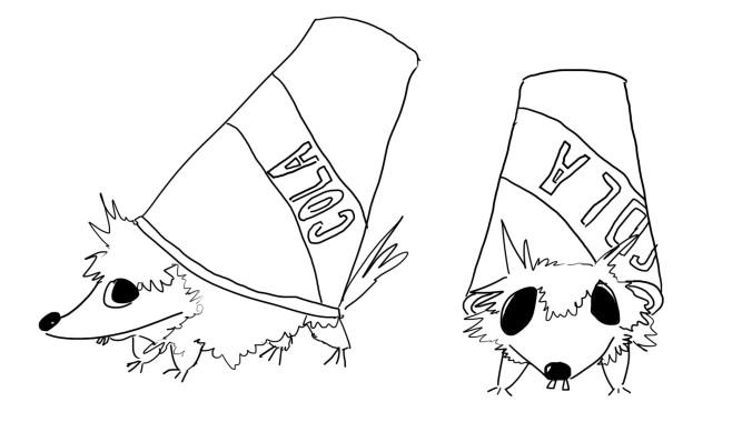 Hermit Hogs