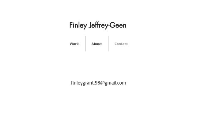 Website Contact V1